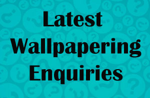 Latest Wallpapering Projects Near Whitehaven